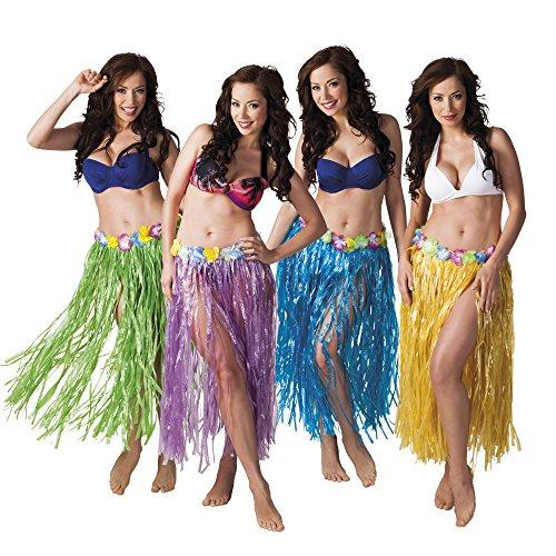 Hawaiian Skirt for Adults . (Accessoire de Costume)