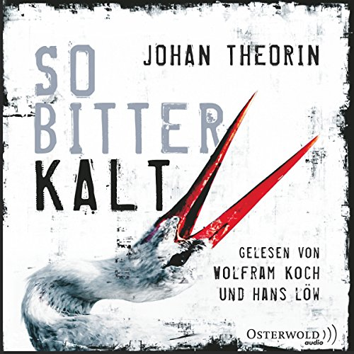 So bitterkalt audiobook cover art