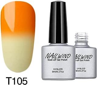 Zohto 8ML Color Changing Gel Nail Polish Nail Art Nail Gel Polish UV LED Gel Polish