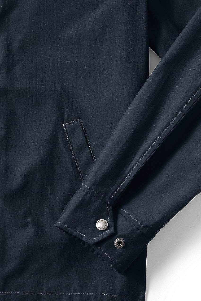 Lands' End Men's Essential Cotton Jacket
