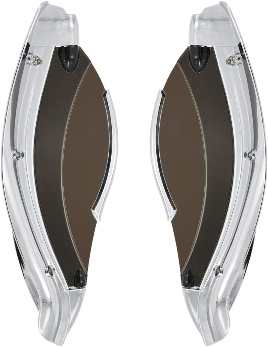 YHMTIVTU Air Deflectors Adjustable Ranking TOP6 Recommended Fairing Heat Side Wings Defle