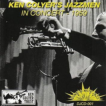 Ken Colyer's Jazzmen in Concert 1959