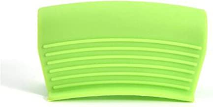 JIFeng Pinch Finger Protector Pannenlap of Bakhouder voor Keuken Koken Bakken, Groen