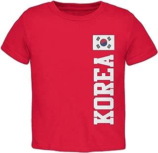 korea world cup t shirt