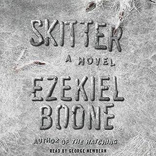Skitter audiobook cover art