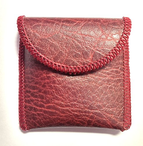 Deluxe Carrying Storage Pouch - Burgundy