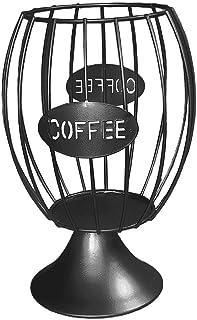 Baoblaze Support de dosette de café Conteneur de dosette d'espresso Support de Grande capacité pour Le Stockage de Capsule...