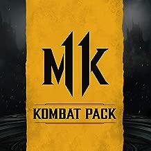 MORTAL KOMBAT 11: KOMBAT PACK - [PS4 Digital Code]