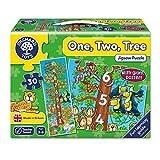 Orchard_Toys - Puzzle infantil con póster, diseño de árbol con números