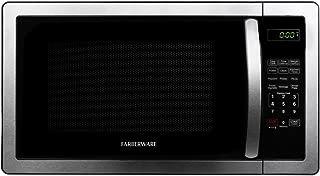 Farberware FMWO11AHTBKB 1.1 Cu. Ft. 1000-Watt Microwave Oven, Stainless Steel