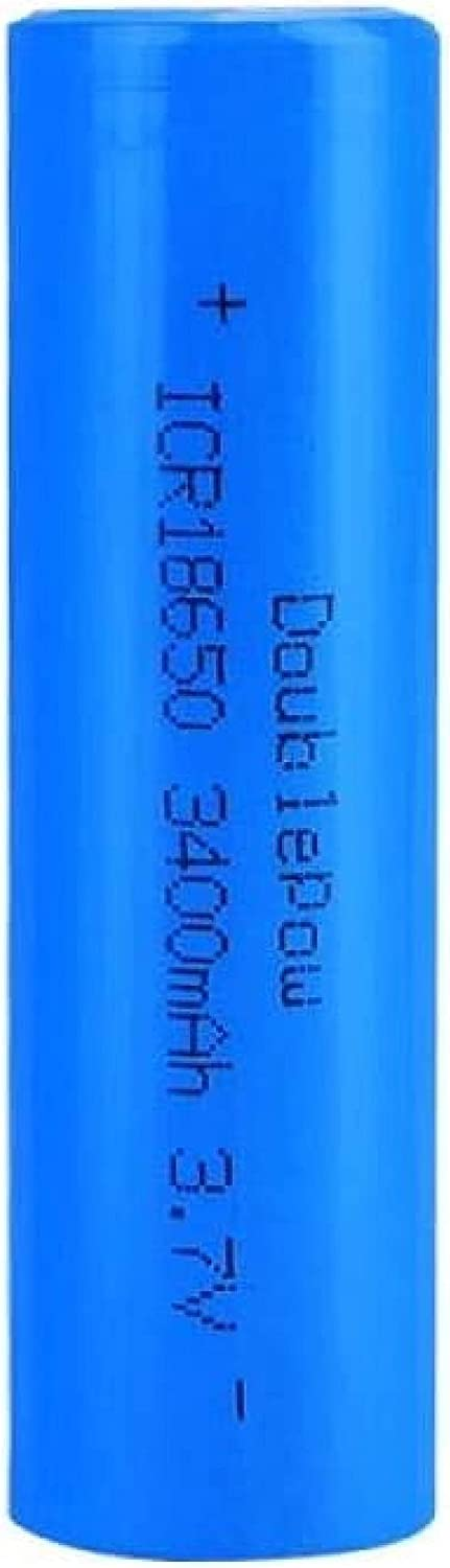 VCFR 2021 Arlington Mall autumn and winter new 18650 Battery 3.7V Rechargeable Batte 3400mAh Lithium