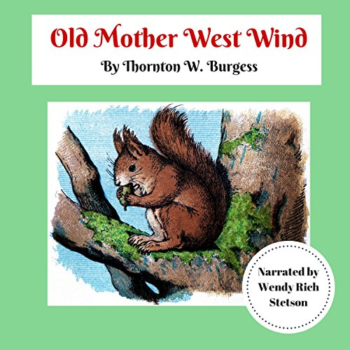 Old Mother West Wind audiobook cover art