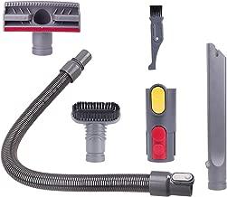 I clean Attachments for Dyson V10,V10 Absolute,V8,V8 Absolute,V6, V7, DC58,DC59, 5 Packs Replacement Handheld Vacuum Dyson Hose Parts