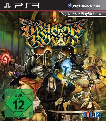 Atlus Dragon's Crown, PS3 - Juego (PS3, PlayStation 3, Acción / RPG, RP (Clasificación pendiente))