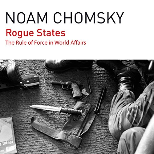 Rogue States audiobook cover art
