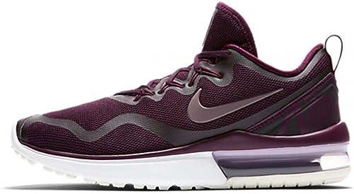 Nike , paniers Mode pour Femme Violet Port Wine Bordeaux Tea Berry Taupe gris