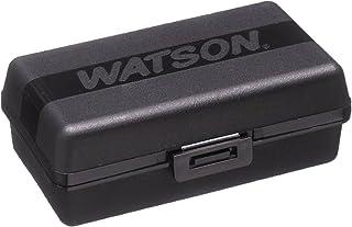ワトソン(Watson) スライドケース 黒 158-102BL 30個