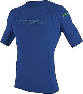 O'NEILL Youth Basic Skins 50+ Short Sleeve Sun Shirt