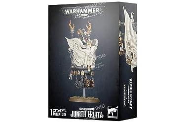 Games Workshop Warhammer 40,000: Adepta Sororitas Junith Eruita