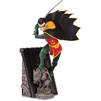 DC Collectibles The New Teen Titans Robin Multi-Part Statue The New Teen Titans Robin Diamond Comic Distributors us toys DCME7 FEB180329
