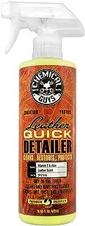 Chemical Guys SPI21616 Leather Quick Detailer, 16 fl. oz