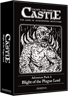 Asmodee Escape The Dark Castle: Blight of The Plague Lord