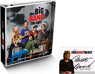 Platinum Big Bang Theory Binder