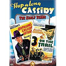 Hopalong Cassidy: 3 on Trail & Hopalong [DVD]