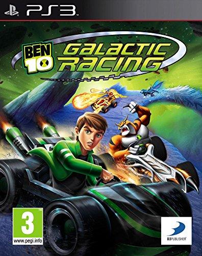 Ben 10 Galactic Racing - [Edizione: Francia]