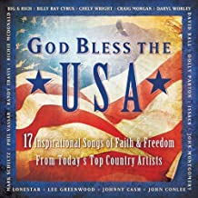 God Bless the USA: 17 Inspirational Songs