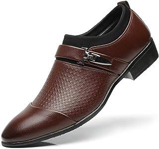 [PIRN] 革靴 大きいサイズ ビジネスシューズ メンズ靴 軽量 高級 抗菌 足ムレ防止 甲高 高級レザー 歩きやすい ストレートチップ 足痛くない 防臭 男性用 普段用 通勤 就活 冠婚葬祭 柔らかい ドレスシューズ オールシーズン 紳士靴