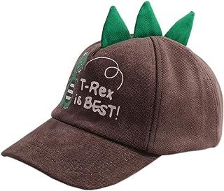 XueXian Little Boys Cartoon Baseball Cap Sun Hat Summer Hat Peaked Beach Hat Cap