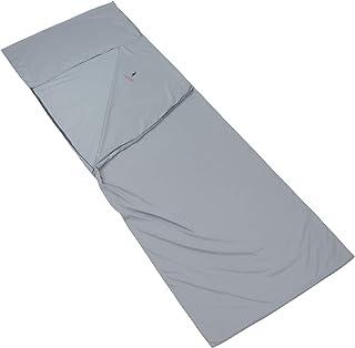 ALPIDEX Mikrofiber sovsäck foder kudde ficka lätt reselakan camping backpacking resor
