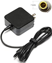 New Ac Charger Fit for Lenovo IBM Thinkpad T61 S230U X230 X230T B590 T420 T430 T530 T410 T61 E545 L530 R60 T480S T410S L530 SL510 X140E S230 N100 Laptop Power Supply Adapter Cord 65 watt
