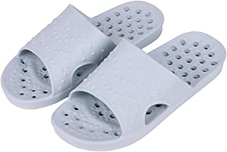 Shower Sandal Slippers Quick Drying Bathroom Slippers Gym Slippers Soft Sole Open Toe House Slippers
