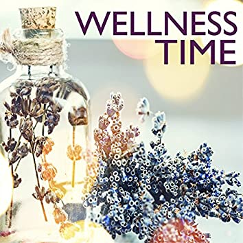 Wellness Time Background - Zen Sounds for Spa, Holiday Summer Wellbeing Music for Hotels