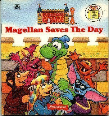 Eureeka's Castle Magellan Saves the Day