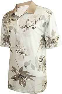Mens Dry Swing Leaf Shadow Polo Shirt #1534