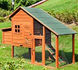 Best Chicken Coops - Merax Chicken Coop Wooden House Cage for Small Review