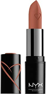 NYX PROFESSIONAL MAKEUP Shout Loud Satin Lipstick, Silk 03