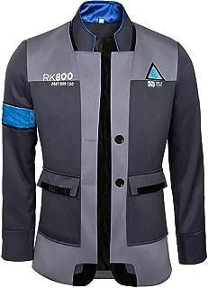 NSOKing Hot Anime Game Become Human Cosplay Jacket Kara Costume Coat