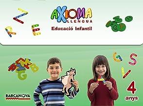 Axioma. Llengua P4. Carpeta de l ' alumne (Materials Educatius - Parvulari - 4 Anys) - 9788448938857