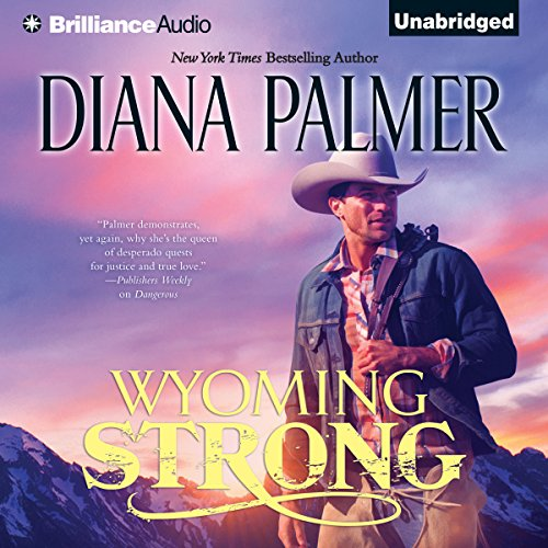 Wyoming Strong audiobook cover art