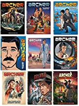 Archer Complete Series Seasons 1-9 Set DVD
