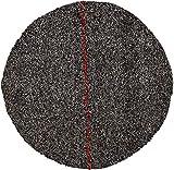 BARLESA AKRON - Disco de Lana de Acero para Rotapav Diámetro 22 cm - LOTE 2 DISCOS