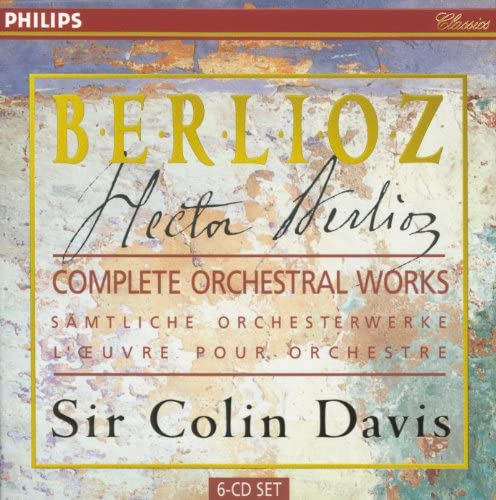 Sir Colin Davis & Hector Berlioz