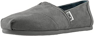 TOMS Women's Classic Steel/Grey Casual Shoe 6 Women US
