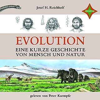 Evolution: Eine kurze Geschichte von Mensch und Natur Titelbild