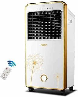 Purificación iones negativos Ventilador aire acondicionado frío-calor Ventilador enfriamiento Control remoto Refrigeración temporizada inteligente Control táctil inteligente dual 9 horas Temporizaci