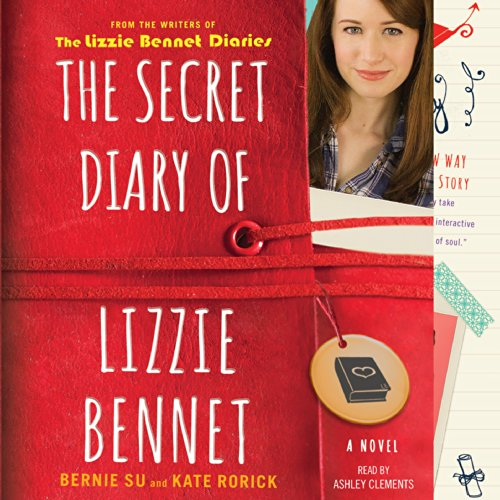 The Secret Diary of Lizzie Bennet audiobook cover art
